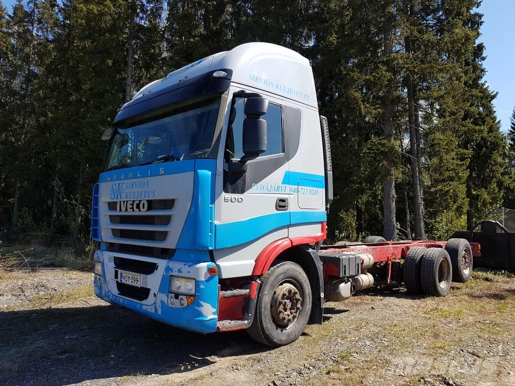 Iveco Stralis AS260S50