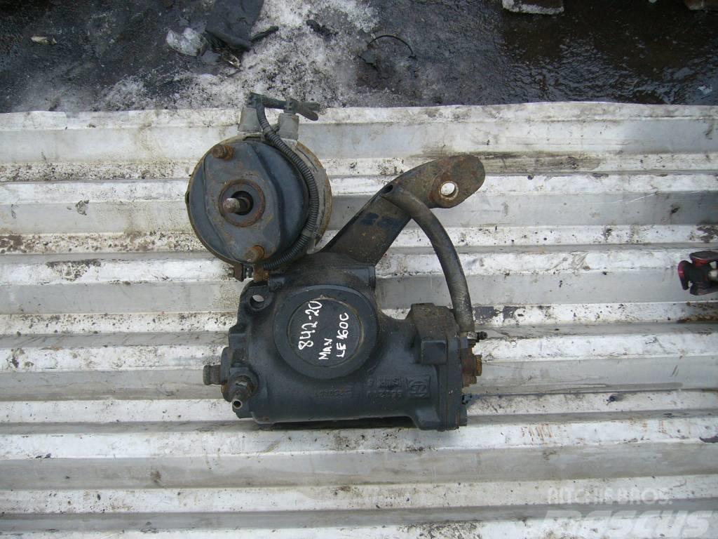 MAN LE160C power steering