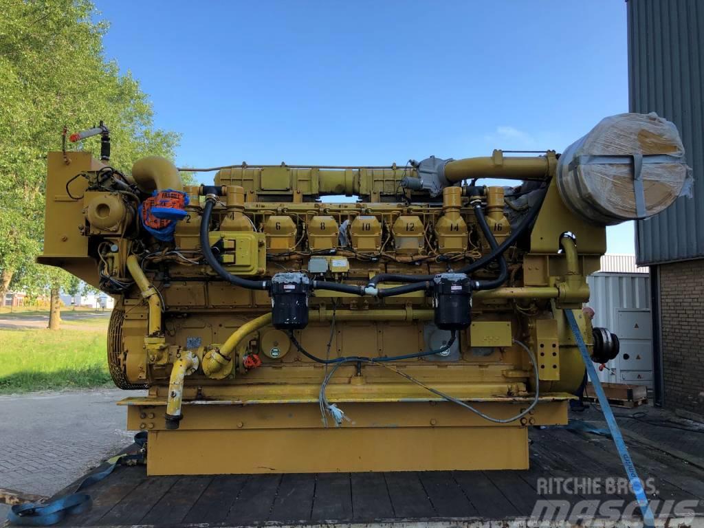Caterpillar 3516 B-HD- Marine Propulsion - 4BW