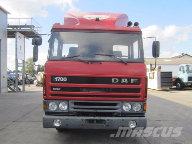 DAF 1700 (FULL STEEL SUSPENSION)