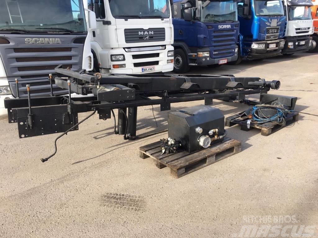 Multilift Vaijerilaite 4200mm