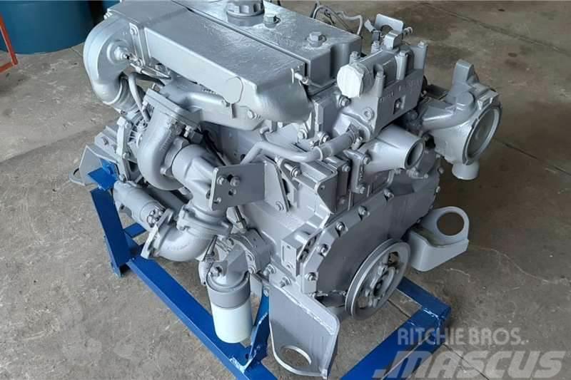 Perkins 1004 Engine