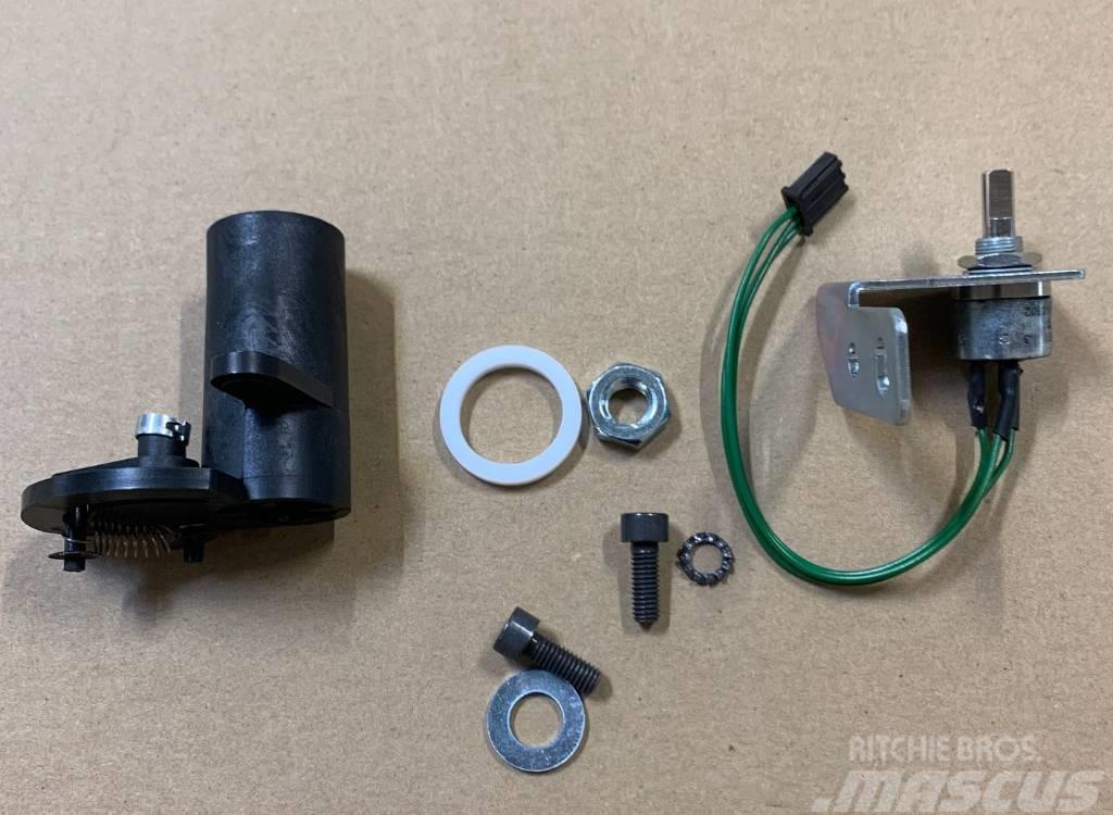 SDF Same Lamborghini Potentiometer Handgas - 0.010.2465.0