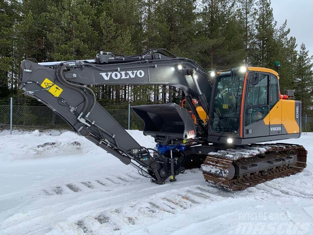 Volvo EC140EL 2019 komplett 1275KKR