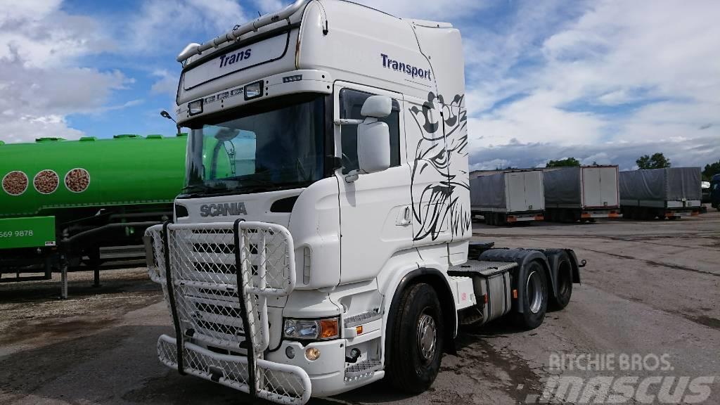 Scania R 500 LA6X2MNB full-air+RETARDER