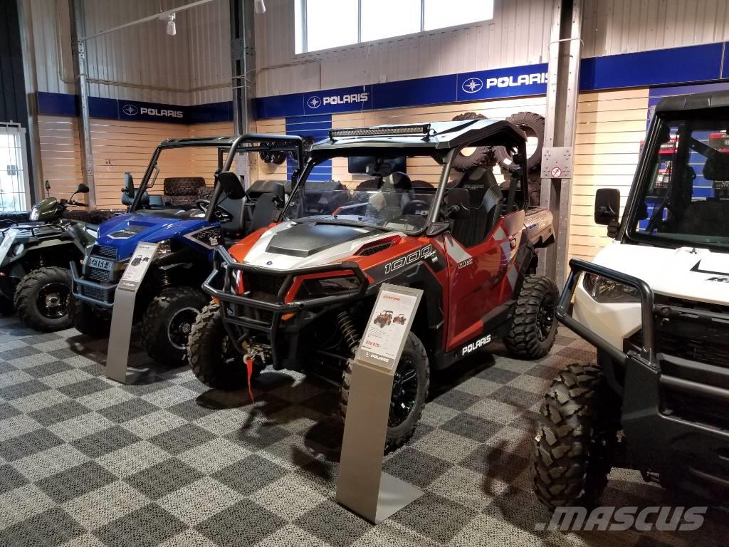 Polaris General 1000 EPS DLX ABS T1B FINNS I BUTIK