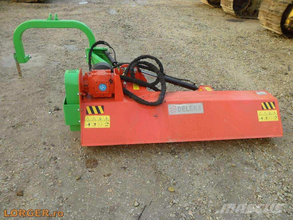 Deleks VP 170, 2015, Pasture mowers and toppers