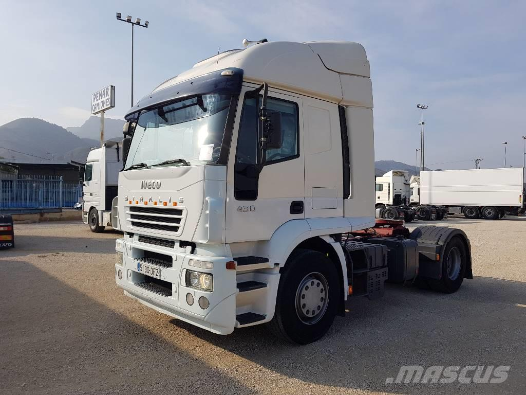 Iveco Stralis AS 440 S43 TP