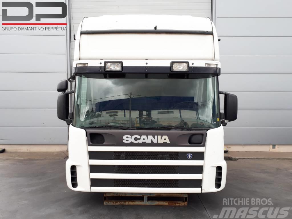 Scania CR19 TOPLINE S/4