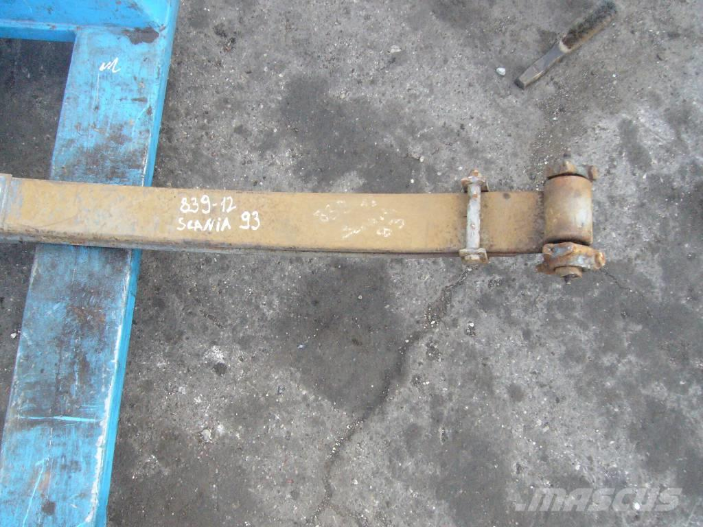 Scania 93 front spring