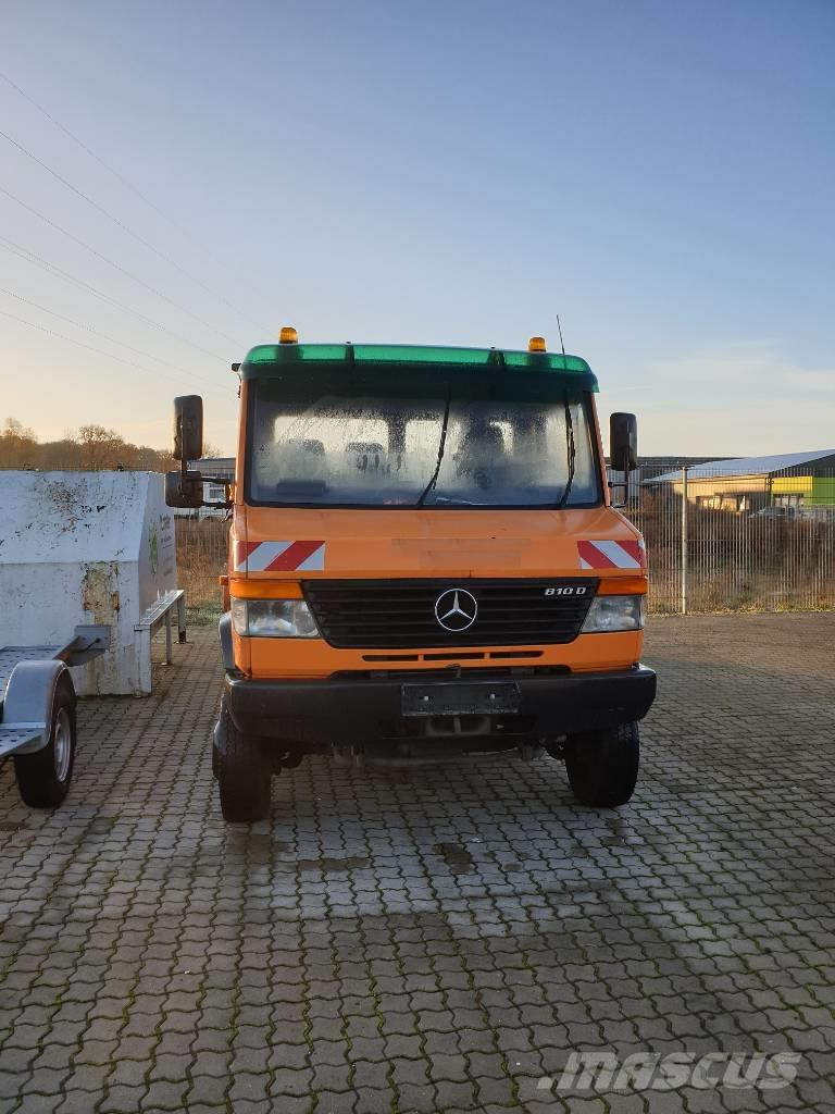 Mercedes-Benz Vario Ruthmann HD 1080 Cargoloader
