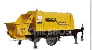 Shantui HBT6014 Trailer-Mounted Concrete Pump