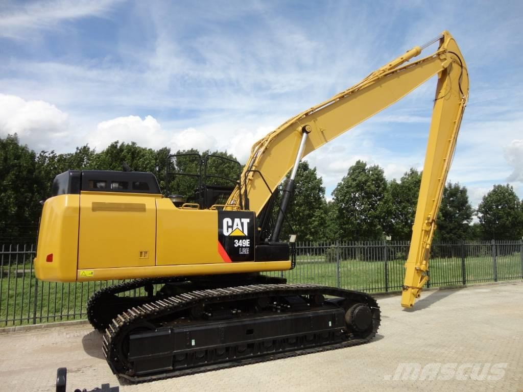 Caterpillar 349 EL Long Reach new with EPA