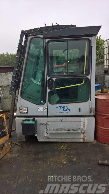 Kalmar - kabina RTD2026