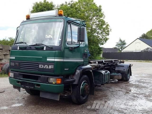 DAF 55.210 - 2100 Chass/Gestell Manual