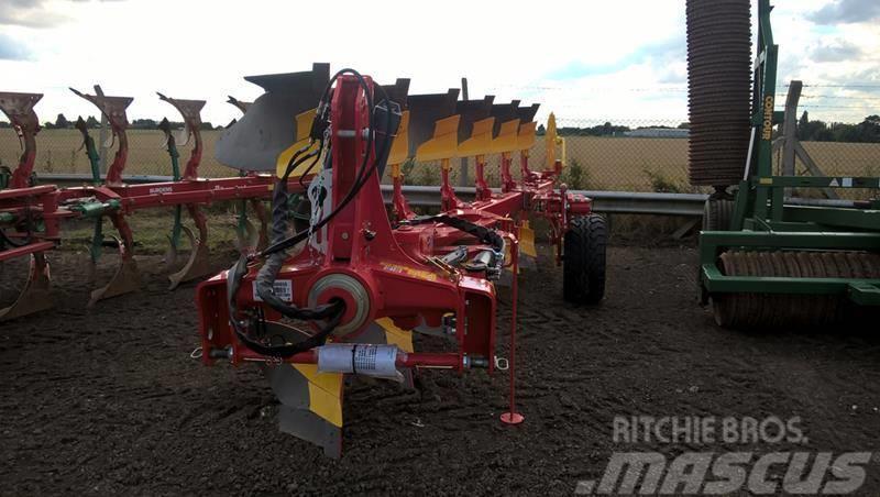 Pöttinger 45 S 5+1 reversible plough