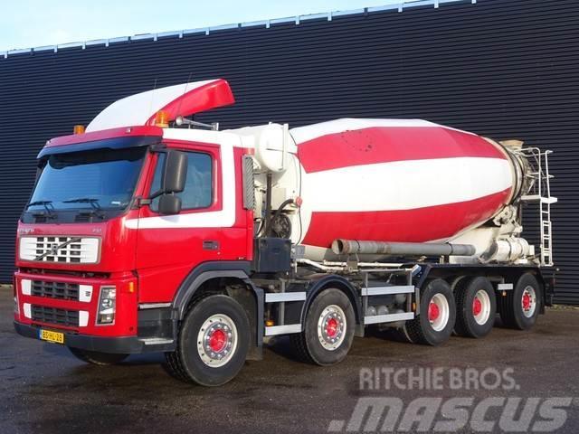 Volvo FM 440 10x4 / 15m3 LIEBHERR MIXER / MANUAL