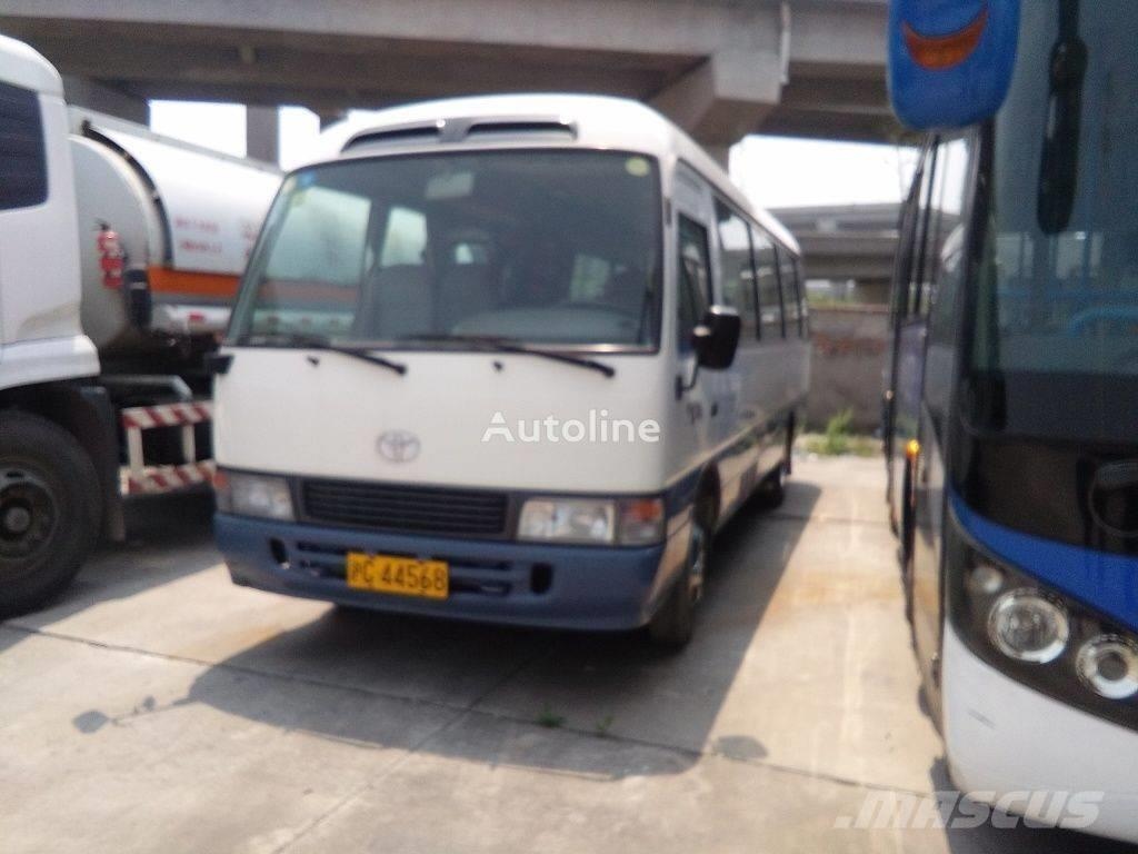 Toyota COASTER city bus 2005