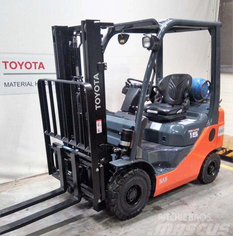Toyota 8FG15F