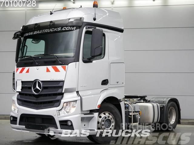 Mercedes-Benz Actros 1840 LS 4X2 Hydraulik Powershift Euro 6