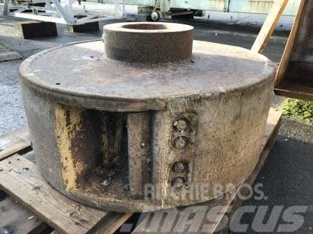 Barmac Rotor fermé pour BM75