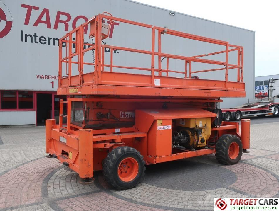 Holland Lift Q-135DL24 Diesel 4x4 Scissor Work Lift 1550cm