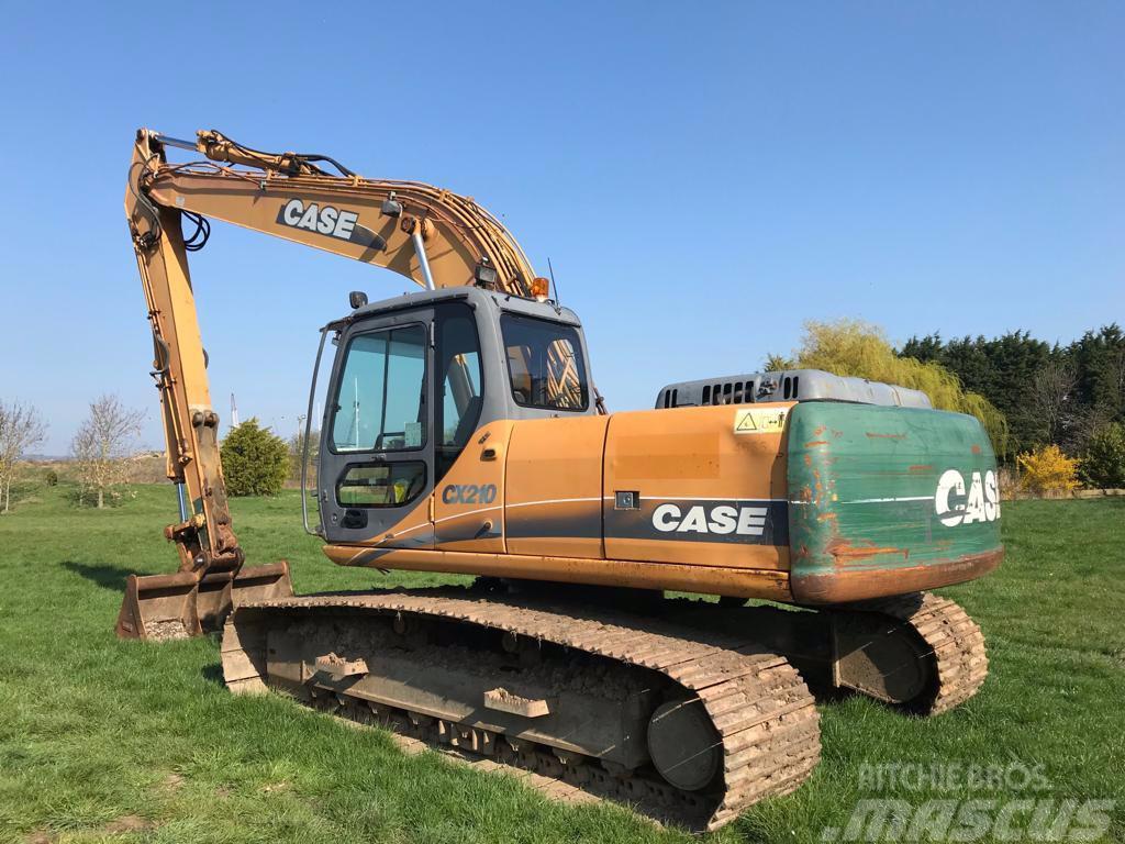 CASE CX 210 LR
