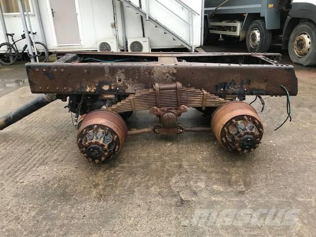 Hino 700 Series 3241 Differential