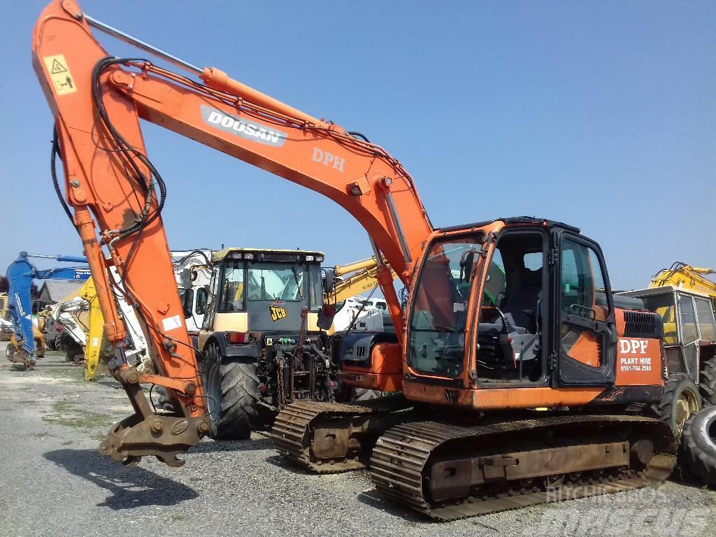Doosan DX 140 LC