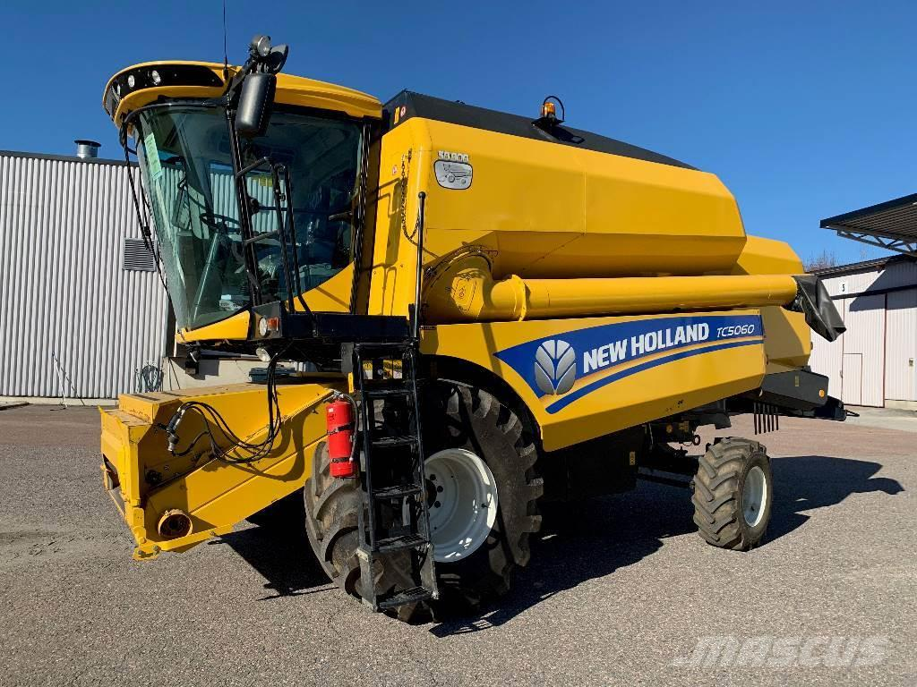 New Holland TC5060