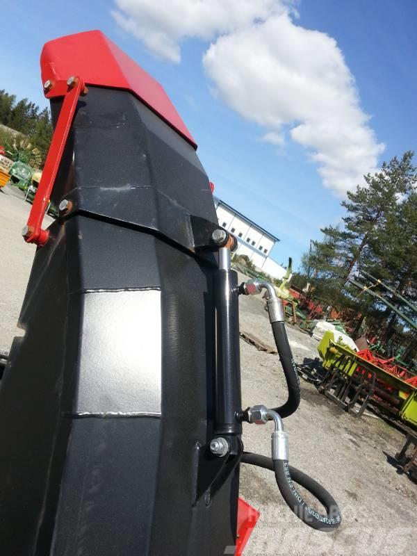 Westbjörn E2450, Snöslungor och -fräsar