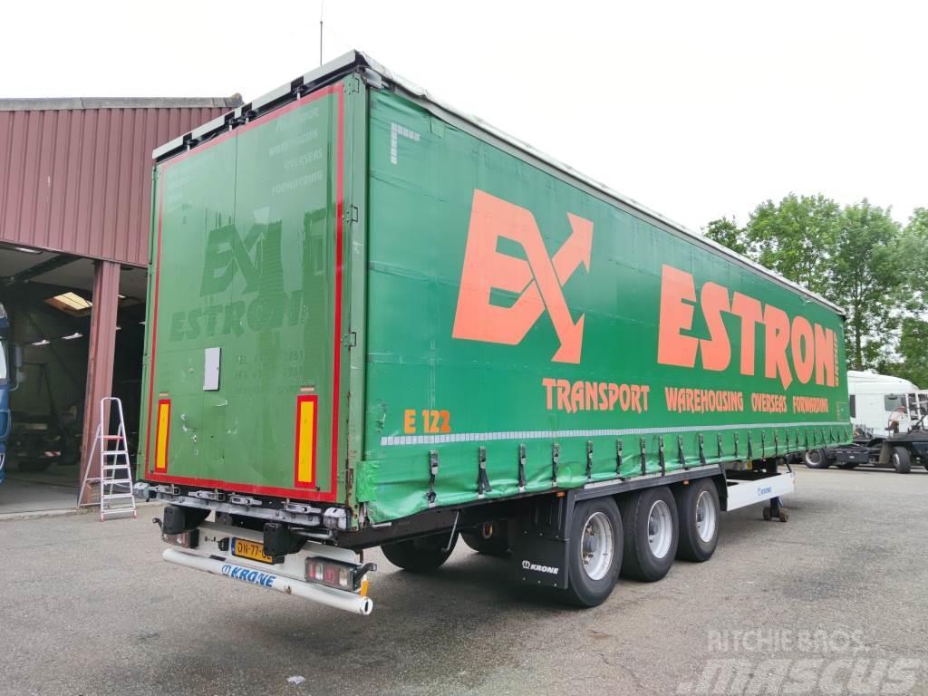 Krone BPW-ecoplus - Schuifzeilen + Schuifdak - TUV XL -
