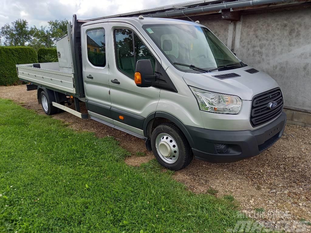 Ford Transit DoKa Pritsche 470 +EL 4250mm Prit.7 Sitzer