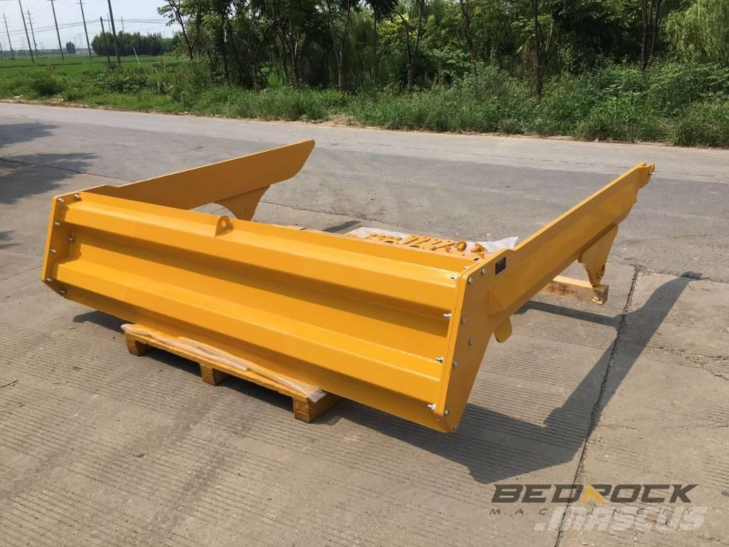 Bedrock Tailgate for Volvo A35F Articulated Truck