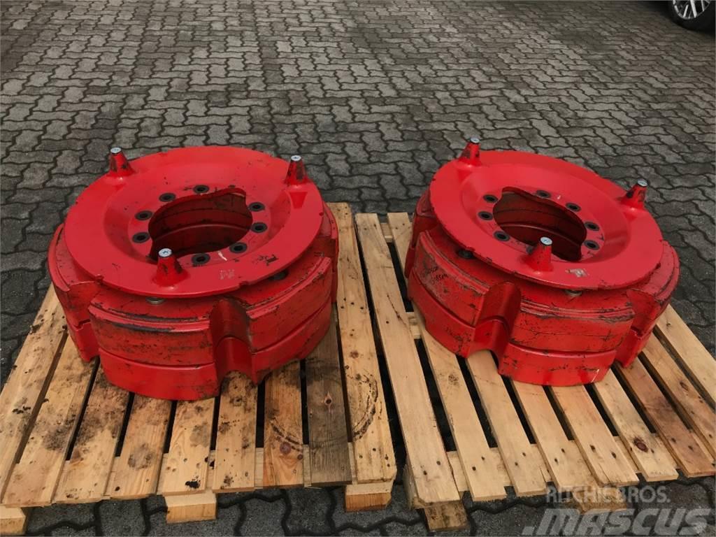 Fendt Radgewichte 2 x 600 kg