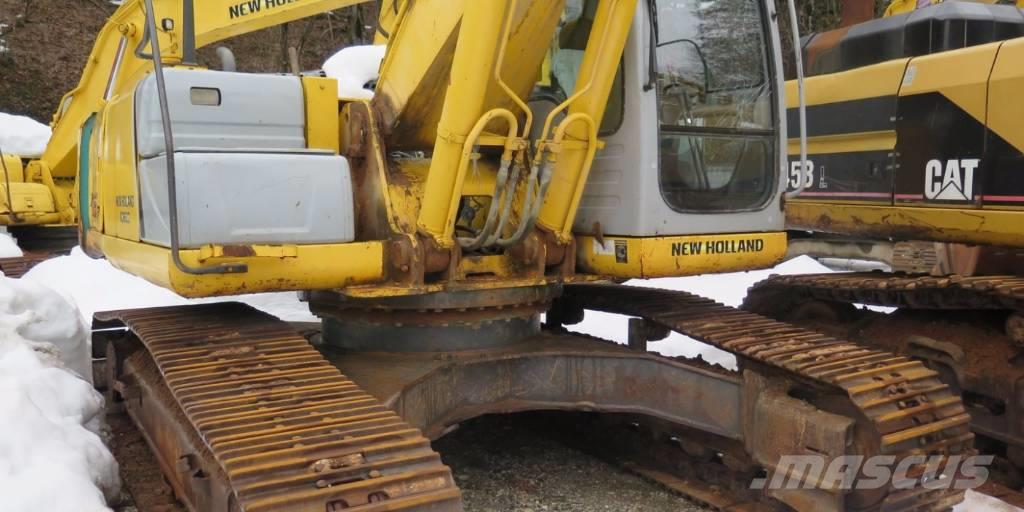 New Holland Kobelco E 265B