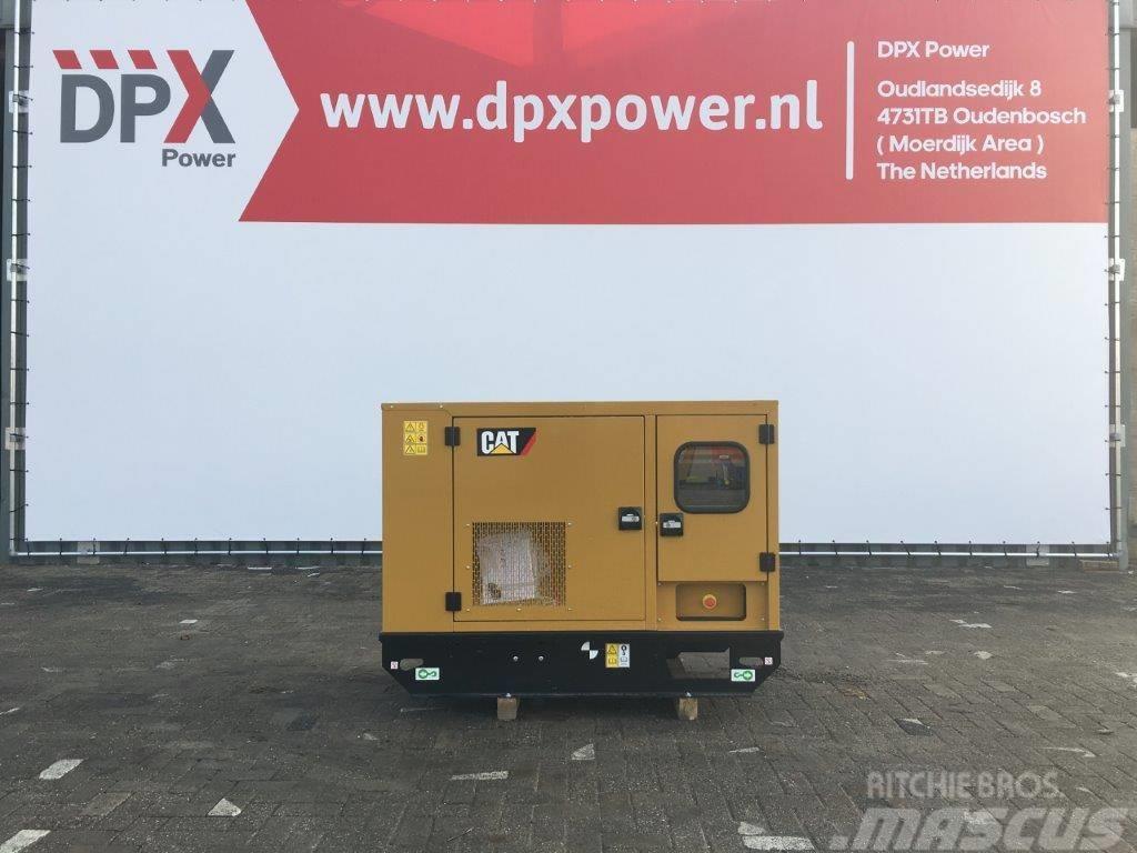 Caterpillar DE22E3 - 22 kVA Generator - DPX-18003