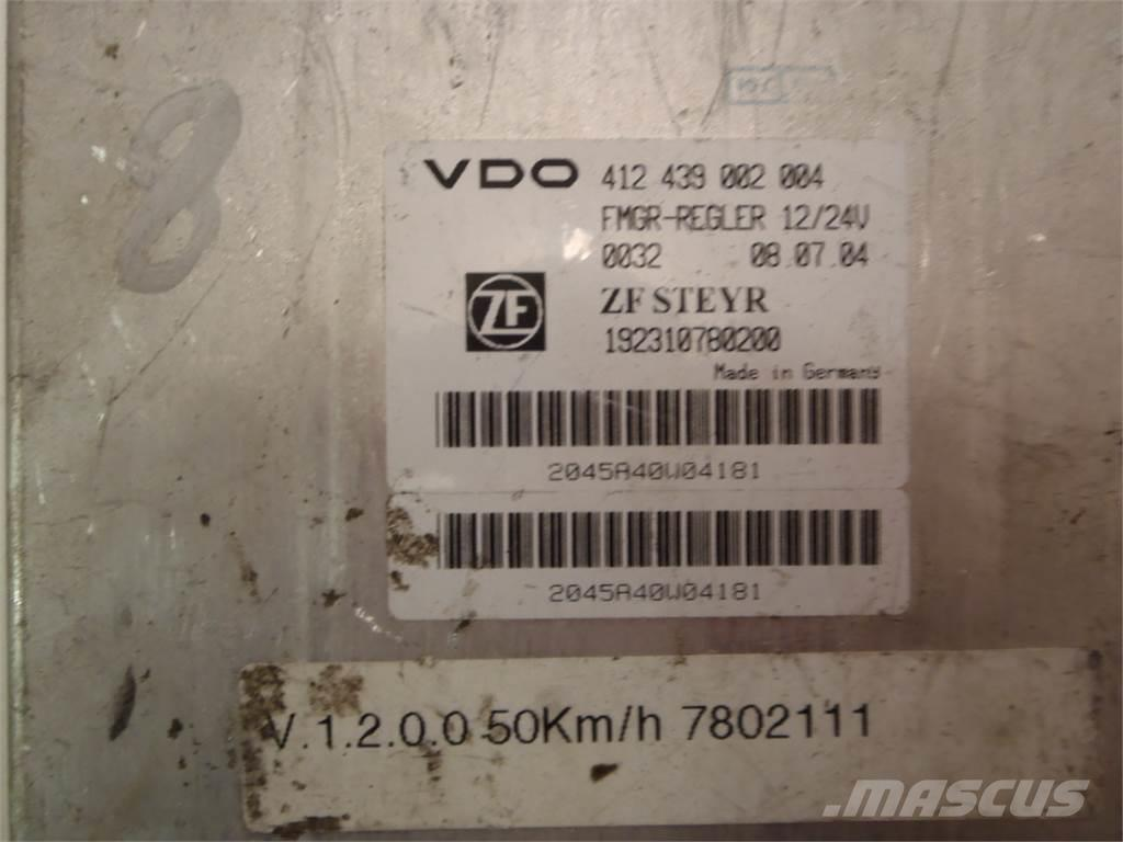 [Other] ECU New Holland TVT 190