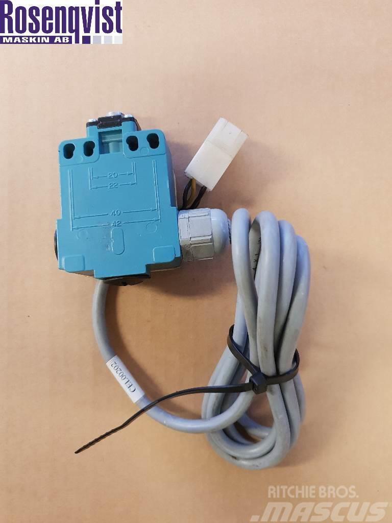 McHale Switch CEL00202 Honeywell GLEB24B EN609747-5-1
