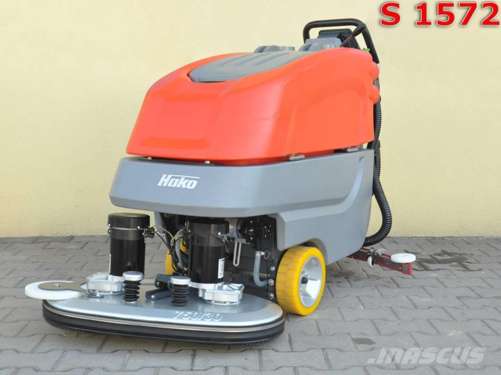 [Other] Scrubber dryer HAKO B70 CL