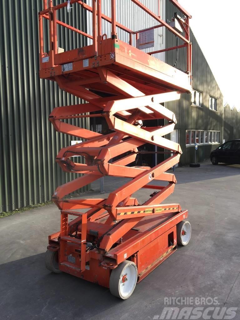SkyJack SJ 4626 Hoogwerker 10m Schaarlift jlg genie