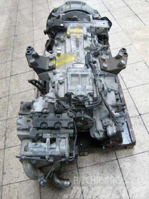 Mercedes-Benz Axor G221-9 / G 211-9 Retarder, 2001, Växellådor