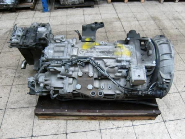 Mercedes-Benz Axor G221-9 / G 211-9 Retarder