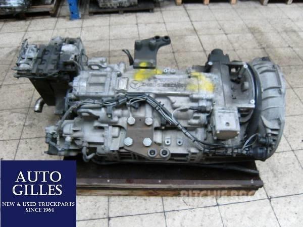 Mercedes-Benz Axor G221-9 / G 211-9 Retarder LKW Getriebe