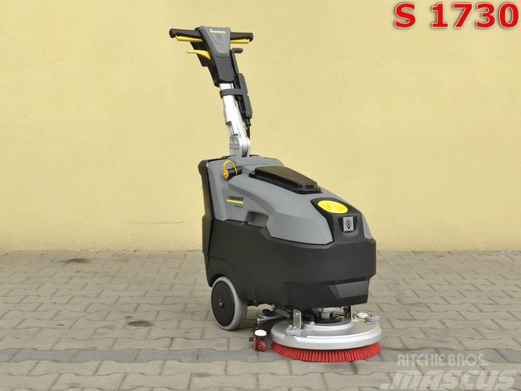 [Other] Scrubber dryer KARCHER BD 40/12 C