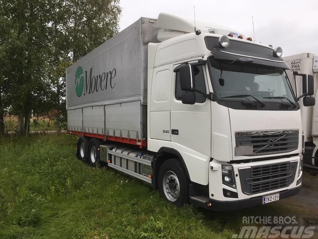 Volvo FH16 540 - YHDISTELMÄ
