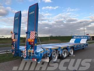 Lider Lowbed semi trailer