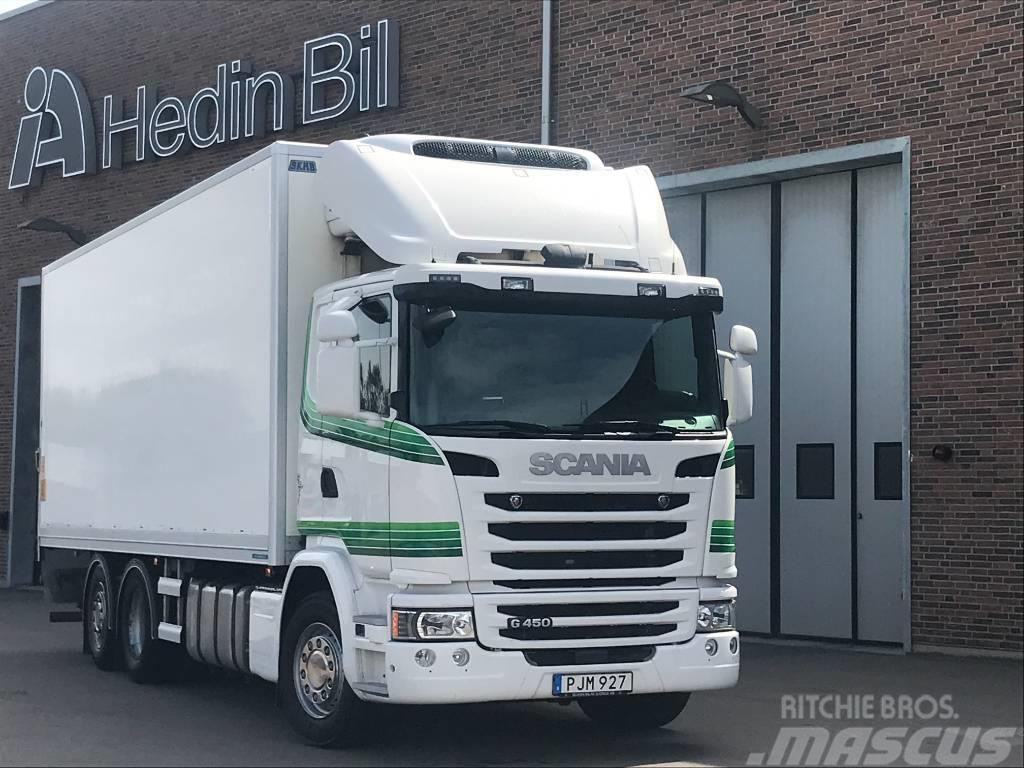 Scania G450 LB 6X2*4 MNB