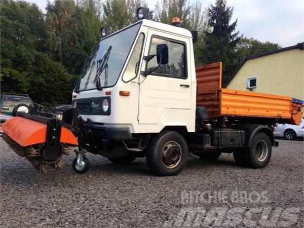 Multicar M26 4X4 Kriechgang Winterdienst Kommunal
