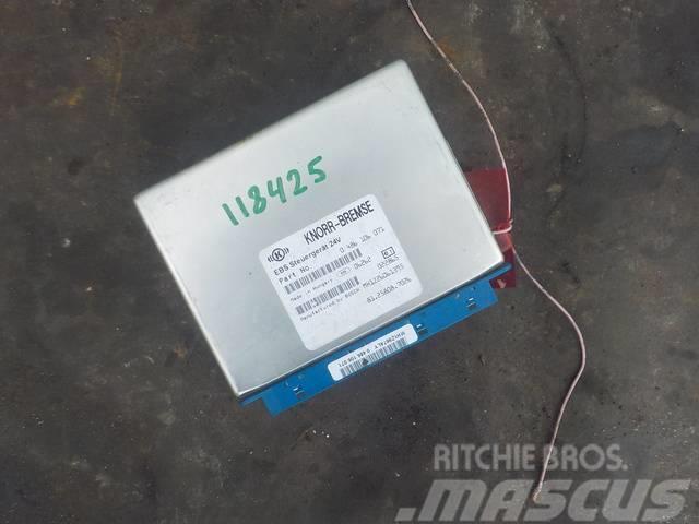 MAN TGA EBS control unit 81258087026/81258087046